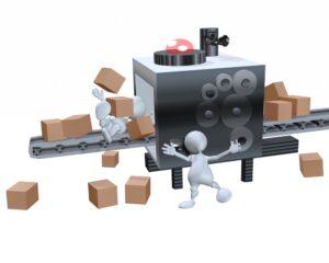 Conveyor Belt Process Failed