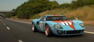 GT40 By Darrenscardew