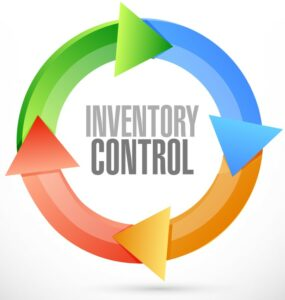 Inventory Control Chart