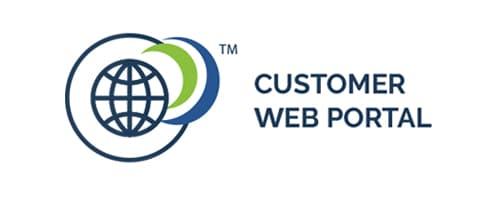 Customer Web Portal Logo