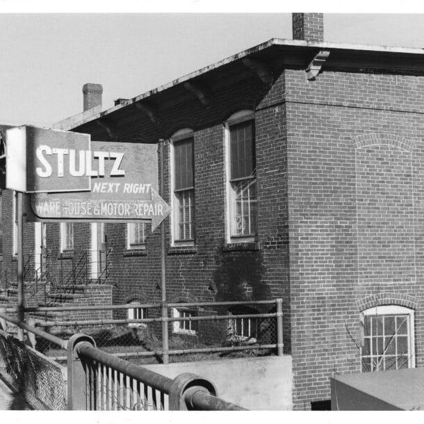 Stutz Old Building