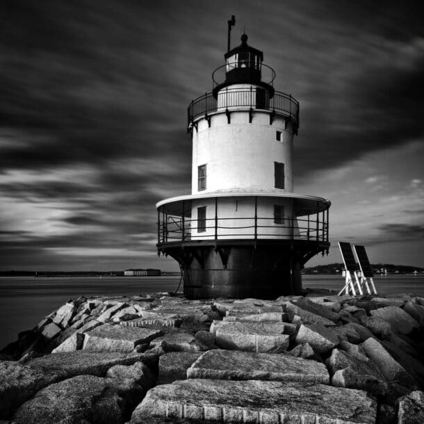 About Us Lighthouse Photo