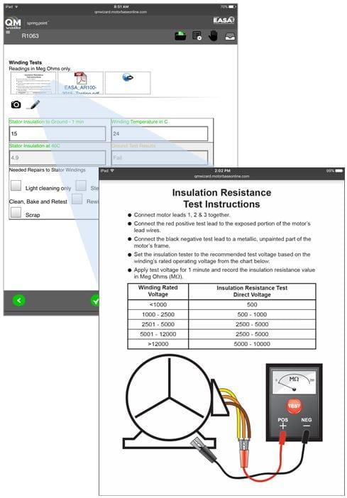 QMW Test Instructions