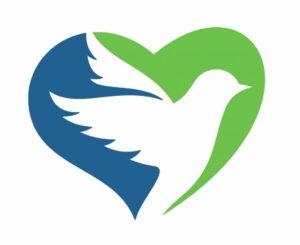 Heart Dove Logo