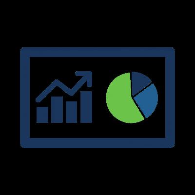 Analytics Dashboard Icon